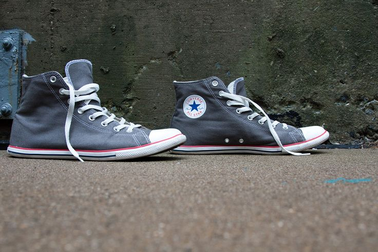 Converse Chuck Taylor All Star Slim Sole Hi-Top.