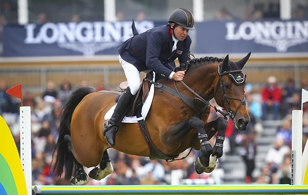 Nick Skelton and Big Star Win Gold at Rio!  Big Star neighs at jumps...?  What a great story, read more to hear about this amazing pair!