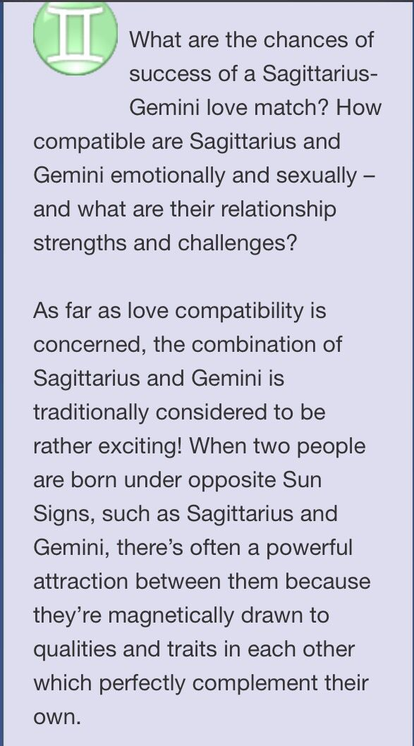 The 25 best gemini love match ideas on pinterest zodiac signs gemini sagittarius love match fandeluxe PDF