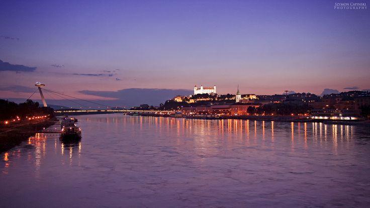 Bratislava - The capital city of Slovakia