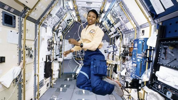 100 Year Starship Mae Jemison Reaches For The Stars
