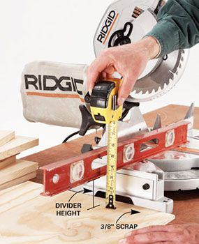 Make your own pro-grade miter saw/work table