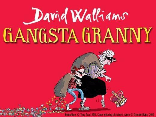 David Walliams' Gangsta Granny-0