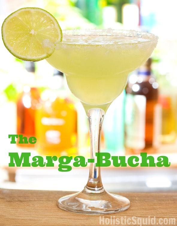 The Margabucha - A healthier Margarita
