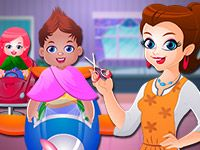 Play Kids Hair Salon on Top Baby Games.  Play Baby Hazel Games, Baby Games,Baby Girl,Baby Games Online,Baby Games For Kids,Taking Care Of Baby Games,Fun Games,Kids Games,Baby Hazel Games and many other free girl games