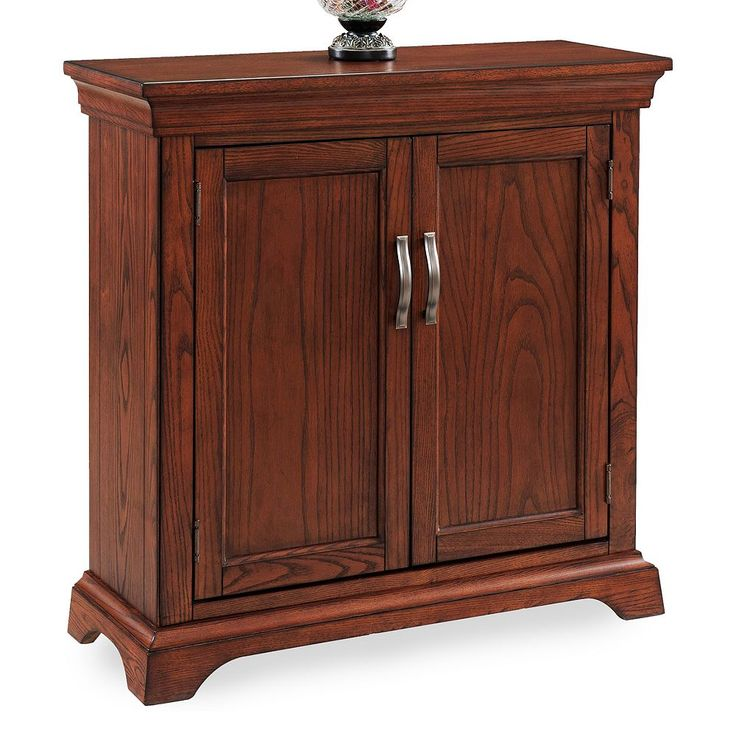 Leick Furniture Traditional Hall Cabinet, Other Clrs
