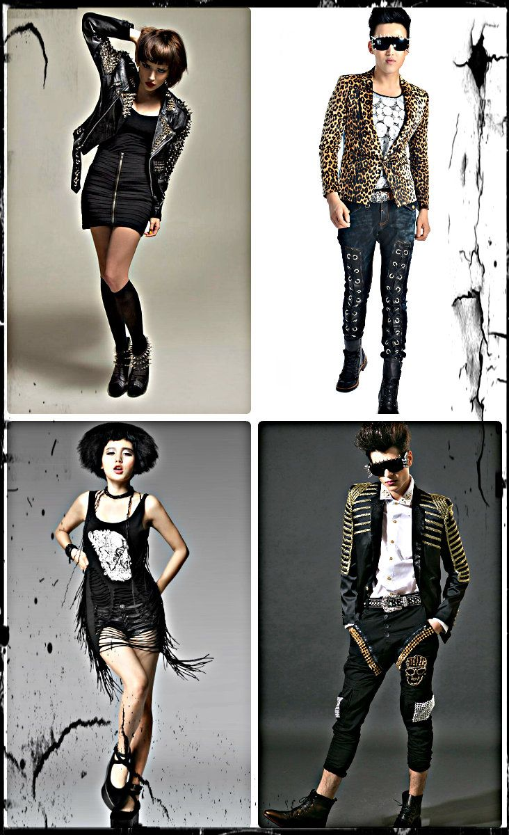 7 Essentials You Need To Achieve The Ultimate Rocker Look!