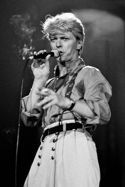 David Bowie British Singer - Actor