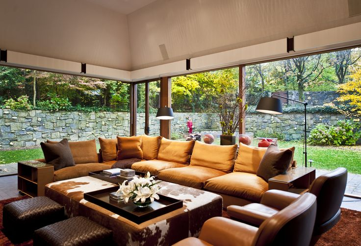 Long Island Residence by Mojo Stumer Associates