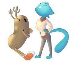Gumball i Penny <3