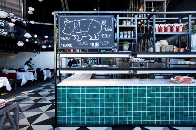 The pop-up #Masterchef Dining & Bar by AZBcreative takes out international award