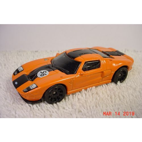 2005 Ford Gt40 Orange 1 64 13 2007 Matchbox On Ebid United States