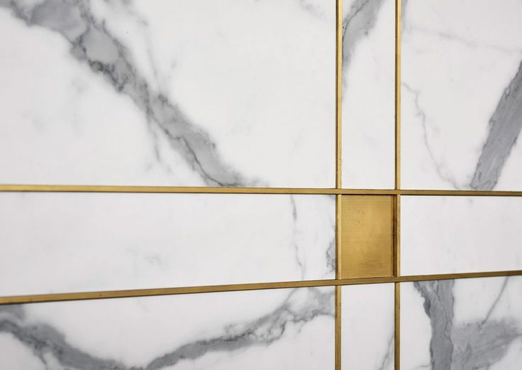 Brass and Marble Detail, By Guru Projects