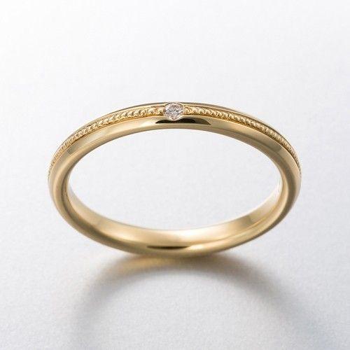 【JOIE DE TREAT.】avec toi(結婚指輪) ID2132 | BARNEYS NEW YORK(バーニーズ ニューヨーク) | マイナビウエディング #mariagerings