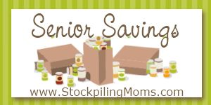 Senior Citizen Discounts (50 years+) Good list of places who offer discounts