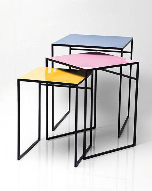 1000 images about salon en bijzettafels op pinterest bijzettafels ontwerp en schommels - Tafel een italien kribbe ontwerp ...