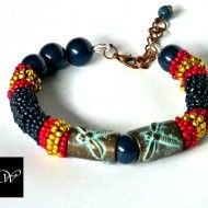 Bratara – HIBAH by EXOTIC AFRICAN JEWELRY COLLECTION