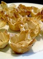 Technique: Making Phyllo Cups
