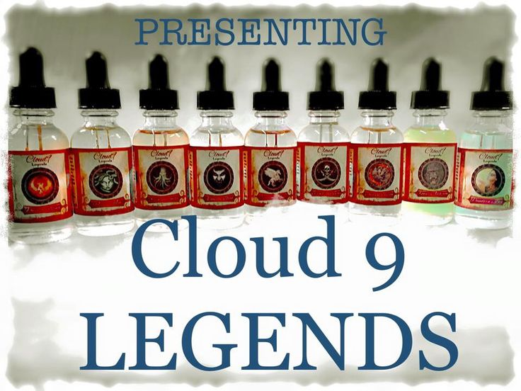 Cloud9 vapor