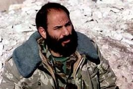 Commander Avo              http://en.wikipedia.org/wiki/Monte_Melkonian