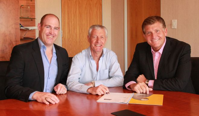 fastjet appoints Holiday Aviation as its GSA in South Africa - Justin Glanville, Gavin Simpson and Kyle Haywood