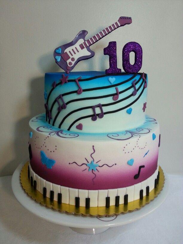 Violetta Cake/ Violetta Party