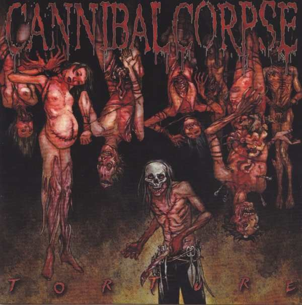 Cannibal Corpse - Torture # death metal