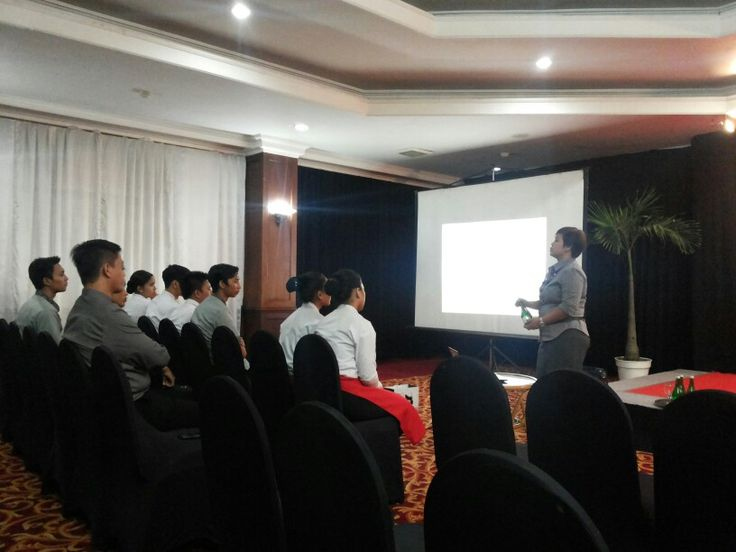 Equil Training Swiss-Belhotel Borneo Banjarmasin South Kalimantan Indonesia