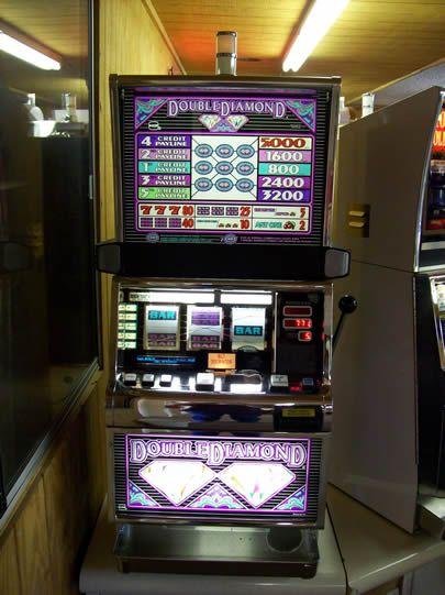slot machines used for sale
