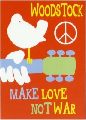 Wish I could have experienced Woodstock