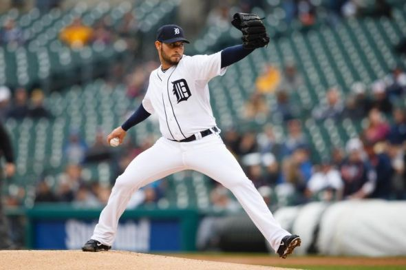 Detroit Tigers vs Cleveland Indians 4/16/14: Game Time, TV/Radio Coverage, Lineup