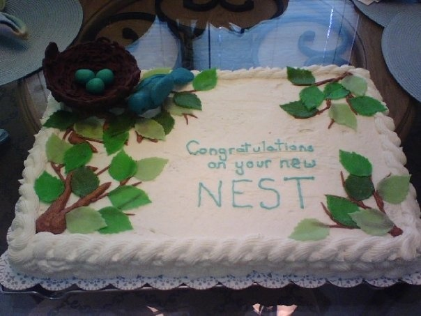 Cake Decorating Ideas For Housewarming : 17 Best images about House Warming Cakes on Pinterest ...