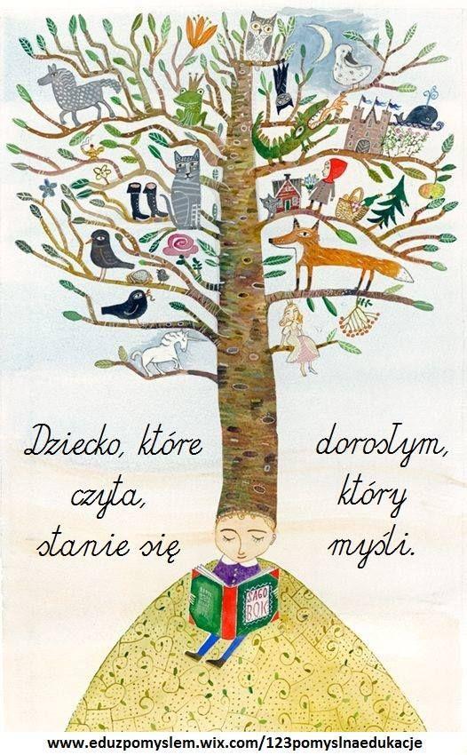 Czytanie jest dla umysłu tym, czym gimnastyka dla ciała. Zadziw świat, przeczytaj książkę!