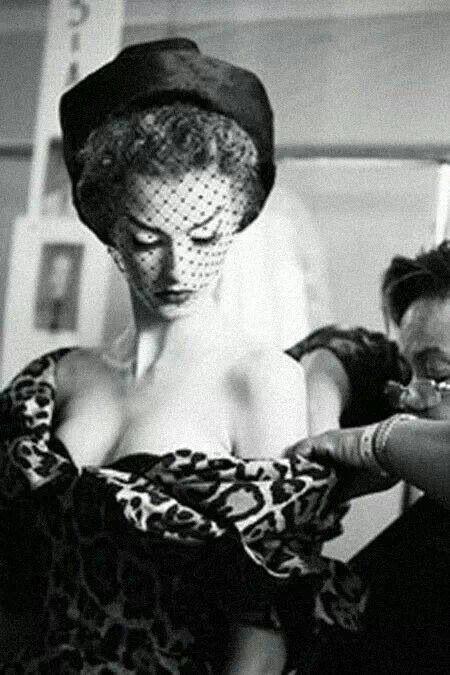 Vintage Dior 1950s
