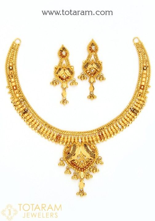 Best 25+ Indian gold necklace ideas on Pinterest