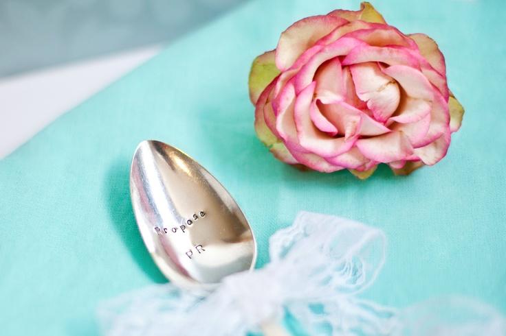#proposepr #spoon #pinkrose #weddingpr #branding