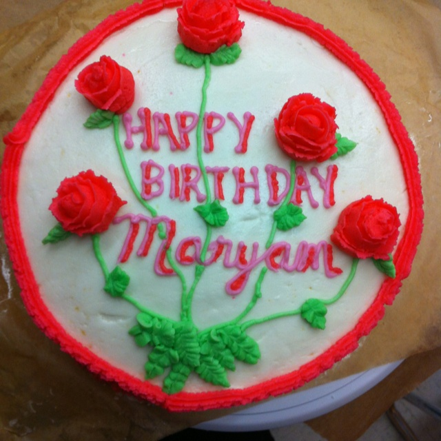 Me To You Birthday Cake