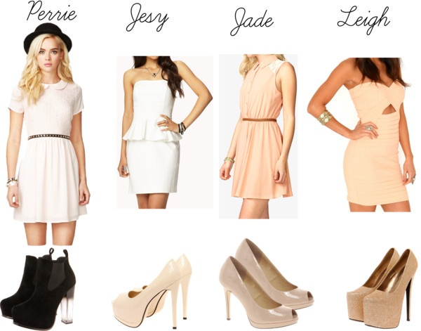 """""""Little Mix Inspired Wedding Outfit"""" by deleanor-little-mix ❤ liked on Polyvore"""