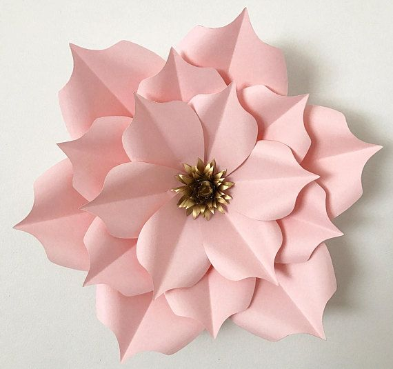 Digital (PDF) paper flower template with base. Perfect for your DIY flower project. Beautiful flowers on the way.  Note to Buyer: This is a digital product and is not eligible for a refund after purchase. This the policy of Etsy and of The Crafty Sagittarius. Please message me if you have any questions or concerns before you place the order. This is a digital product and is not eligible for a refund after purchase.  Special Notice to PayPal Users: It has come to our attention that PayPal user...
