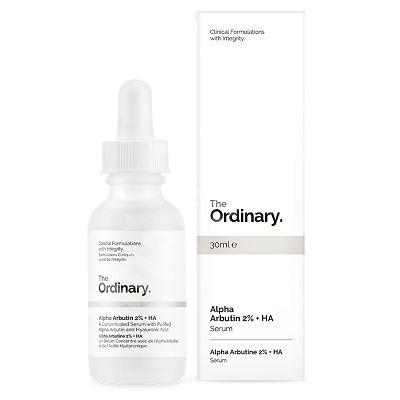 Alpha Arbutin 2% + Acid Hialuronic The Ordinary, 30 ml, Deciem [0] - medicamente recomandate pentru Anti-imbatranire