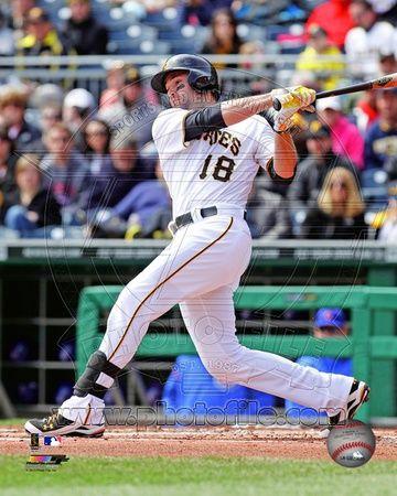 Pittsburgh Pirates - Neil Walker Photo