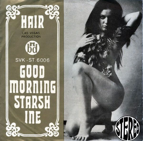 The Broadway Matadors*, Su Kramer, Reddy (2) - Hair Good Morning Starshine (Vinyl) at Discogs