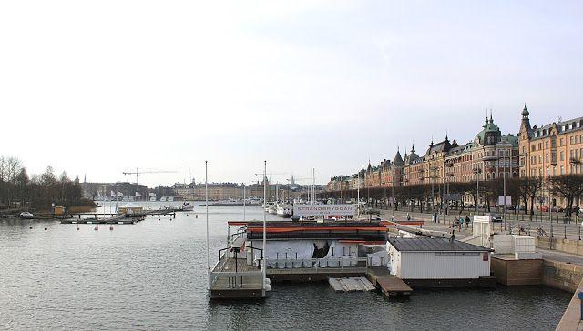 žít vege: Stockholm.