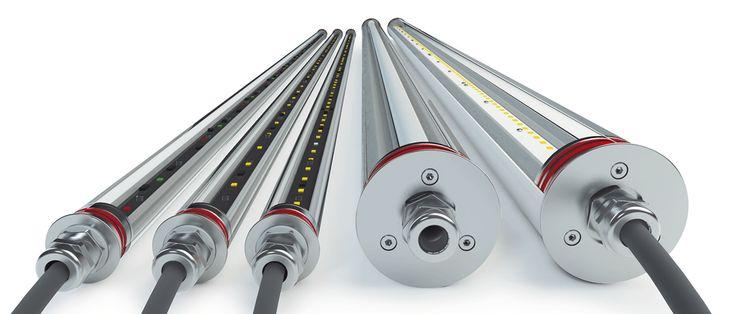 IP65 Outdoor lighting from Castaldi, model CHIARO, Ø30 + Ø60, tubular, industrial lighting - belysning - lysdesign af anker & co