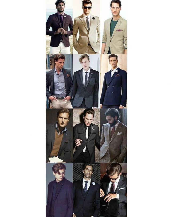Одной из тенденций мужской моды осень-зима 2015-2016 становятся значки. Да-да это пахнет ретро (только вспомните моду 60-х) но акцент на лацкане пиджака заставляет костюм вытянуться по струнке. Не верите - посмотрите на свежие модели Dior Homme.  #fashion #trend #beard #style #new #moda #стиль#мода#тренд