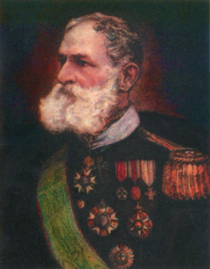Manuel Deodoro da Fonseca (Cidade de Alagoas, 5 de agosto de 1827 — Rio de Janeiro, 23 de agosto de 1892) foi um militar e político brasileiro, proclamador da República e primeiro presidente do Brasil.