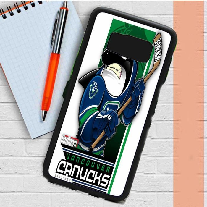 Vancouver Canucks Hockey Samsung Galaxy S8 Plus Case Dewantary