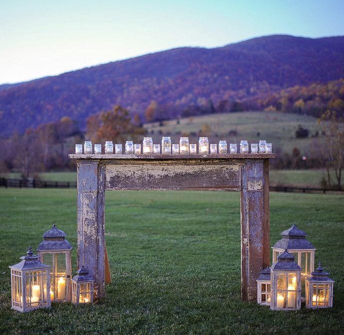 To see more gorgeous wedding flower ideas: http://www.modwedding.com/2014/11/09/the-prettiest-wedding-flower-ideas/ #wedding #weddings #wedding_ceremony
