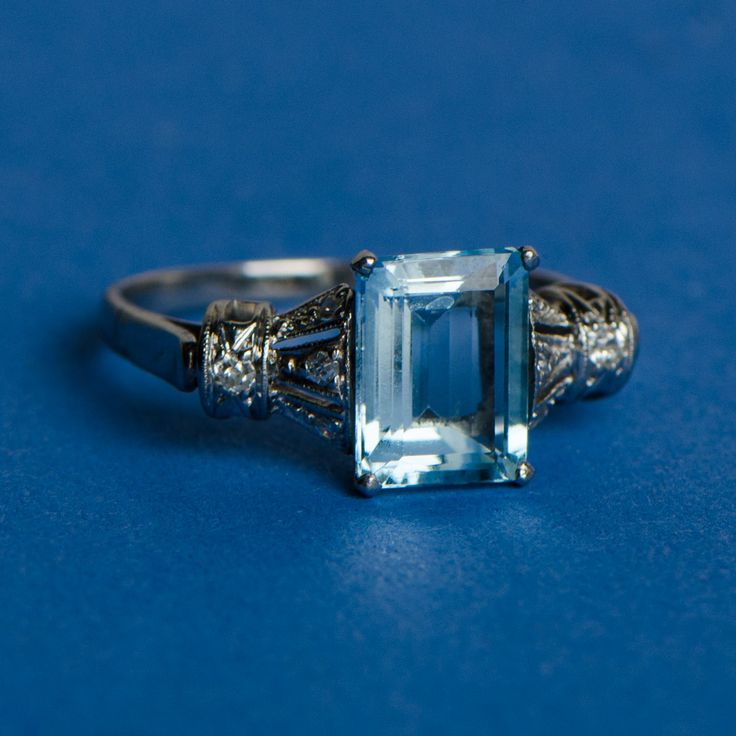 529 best images about vintage engagement rings on