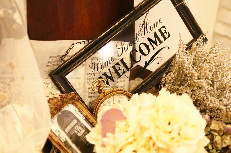 wedding Item welcomeboard #Wedding #TRUNK #OneHeart #welcomeboard